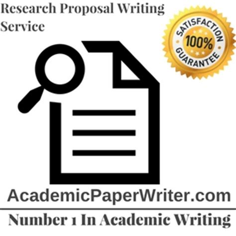 Proposal of research report